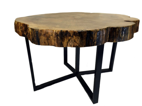 Reclaimed Solid Wood Dining Table